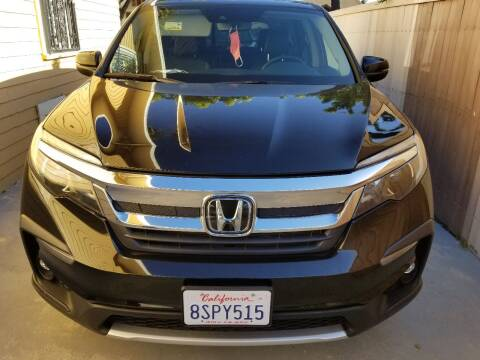 2019 Honda Pilot for sale at Ournextcar/Ramirez Auto Sales in Downey CA
