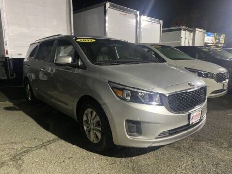 2017 Kia Sedona for sale at PAYLESS CAR SALES of South Amboy in South Amboy NJ