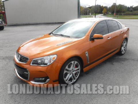2017 Chevrolet SS for sale at London Auto Sales LLC in London KY