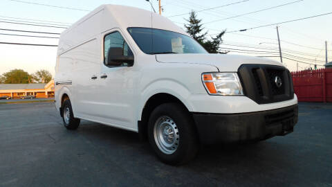 2016 Nissan NV Cargo for sale at Action Automotive Service LLC in Hudson NY