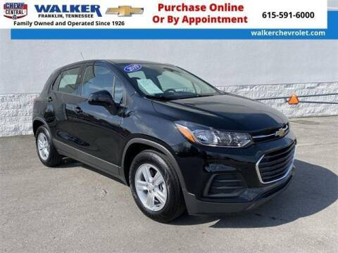 2019 Chevrolet Trax for sale at WALKER CHEVROLET in Franklin TN