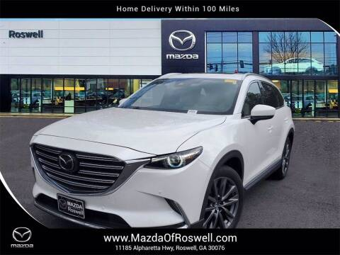 2020 Mazda CX-9 for sale at Mazda Of Roswell in Roswell GA