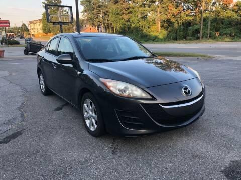 2010 Mazda MAZDA3 for sale at CAR STOP INC in Duluth GA