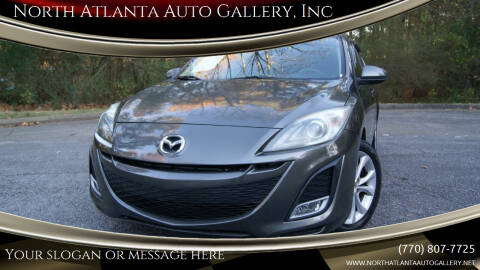 2011 Mazda MAZDA3 for sale at North Atlanta Auto Gallery, Inc in Alpharetta GA