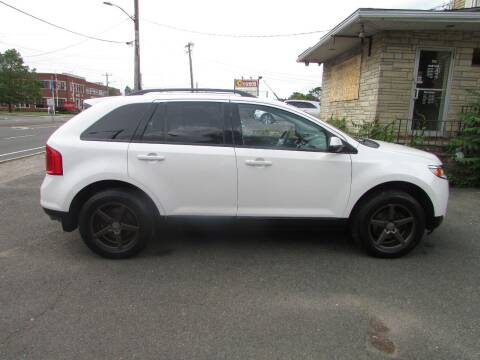 2013 Ford Edge for sale at Nutmeg Auto Wholesalers Inc in East Hartford CT
