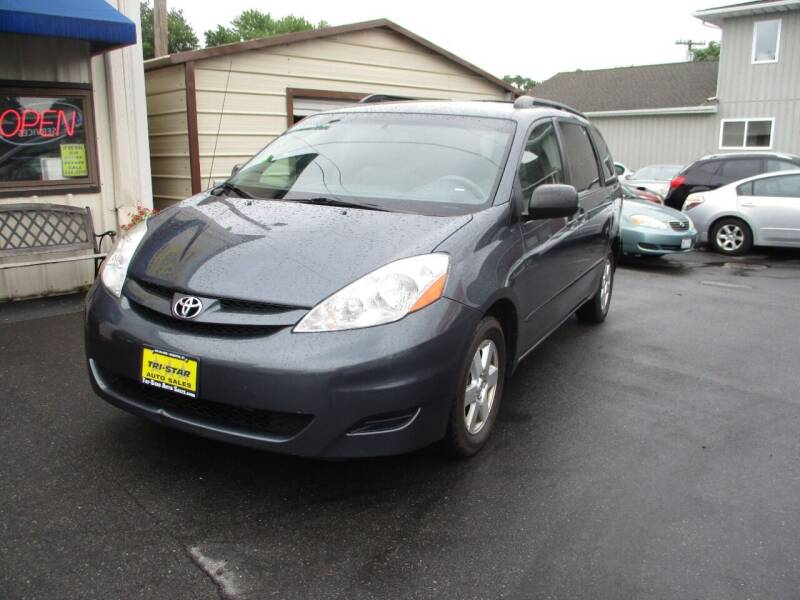 2009 Toyota Sienna for sale at TRI-STAR AUTO SALES in Kingston NY