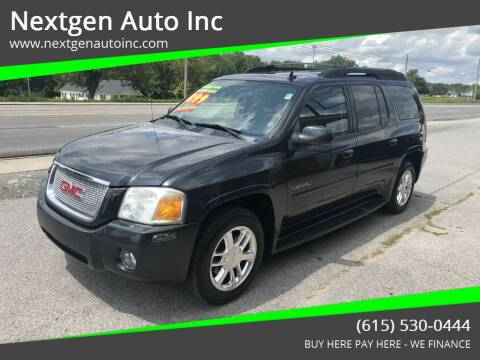 2006 GMC Envoy XL for sale at Nextgen Auto Inc in Smithville TN