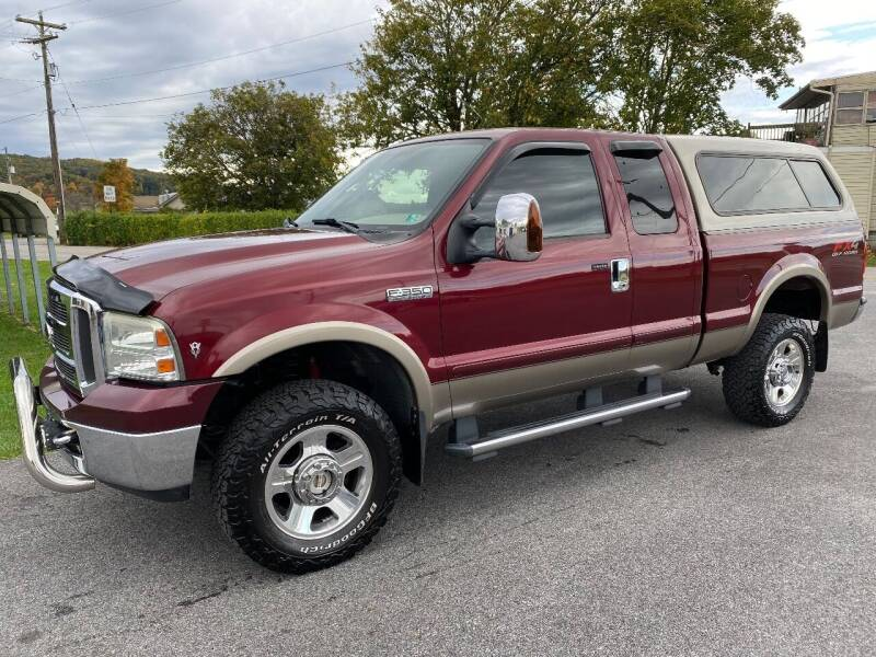 2005 Ford F-350 Super Duty for sale at Finish Line Auto Sales in Thomasville PA