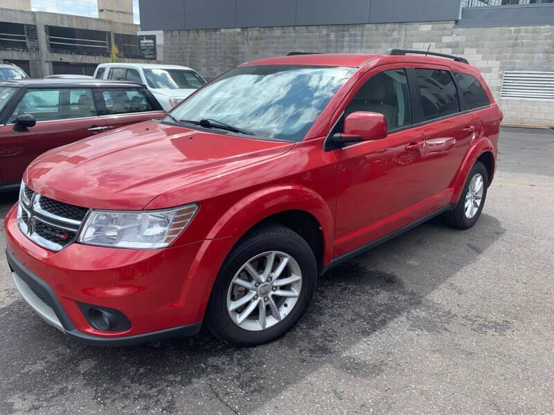 2017 Dodge Journey for sale at Bluesky Auto in Bound Brook NJ