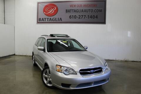 2006 Subaru Legacy for sale at Battaglia Auto Sales in Plymouth Meeting PA