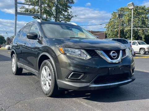 2016 Nissan Rogue for sale at MAGIC AUTO SALES in Little Ferry NJ