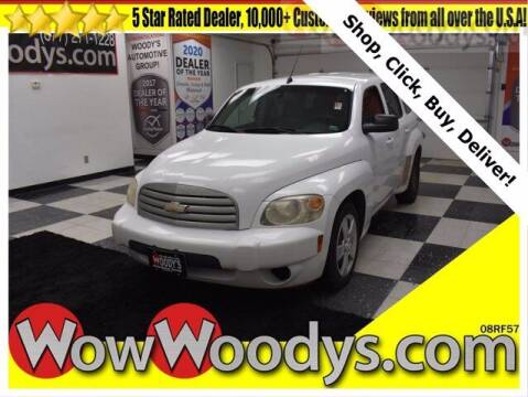 2008 Chevrolet HHR for sale at WOODY'S AUTOMOTIVE GROUP in Chillicothe MO