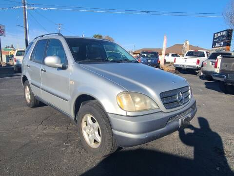 1999 Mercedes-Benz M-Class for sale at Silverline Auto Boise in Meridian ID