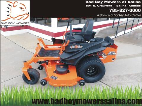 Bad Boy ZT Elite 60  (#7020) for sale at Bad Boy Mowers Salina in Salina KS