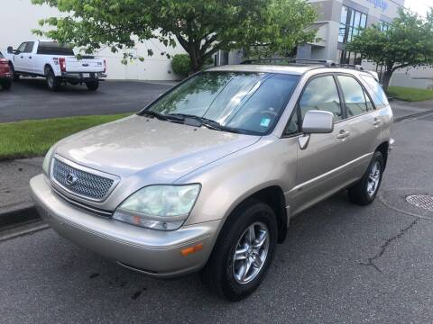2002 Lexus RX 300 for sale at Washington Auto Sales in Tacoma WA