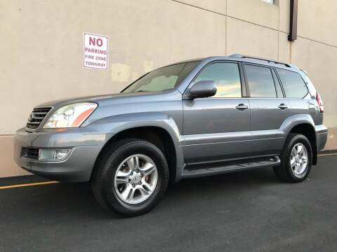 2005 Lexus GX 470 for sale at International Auto Sales in Hasbrouck Heights NJ