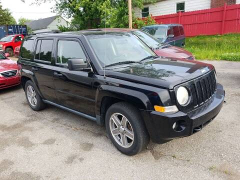 2007 Jeep Patriot for sale at Buy For Less Motors, Inc. in Columbus OH