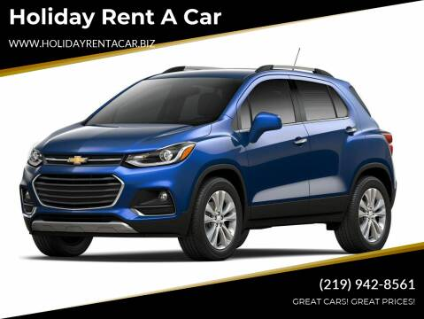 2018 Chevrolet Trax for sale at Holiday Rent A Car in Hobart IN
