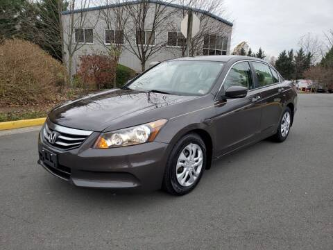 2012 Honda Accord for sale at Dreams Auto Group LLC in Sterling VA