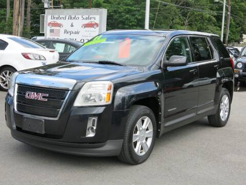 2011 GMC Terrain for sale at United Auto Service in Leominster MA