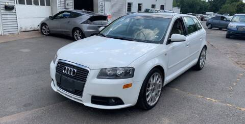 2007 Audi A3 for sale at Manchester Auto Sales in Manchester CT