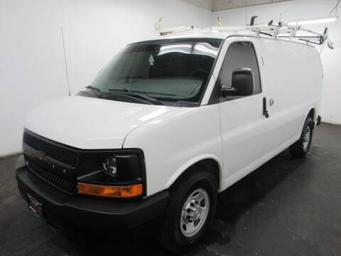 2014 Chevrolet Express Cargo for sale at Automotive Connection in Fairfield OH