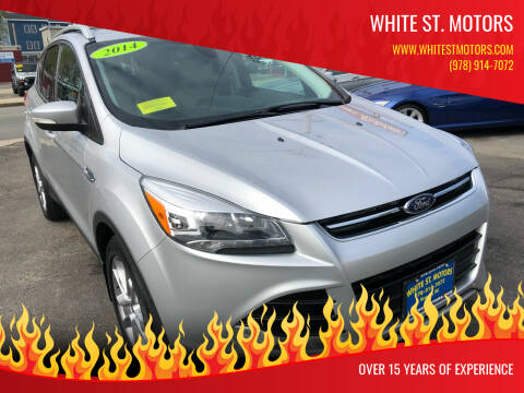 2014 Ford Escape for sale at White St. Motors in Haverhill MA