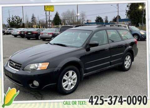 2005 Subaru Outback for sale at Corn Motors in Everett WA