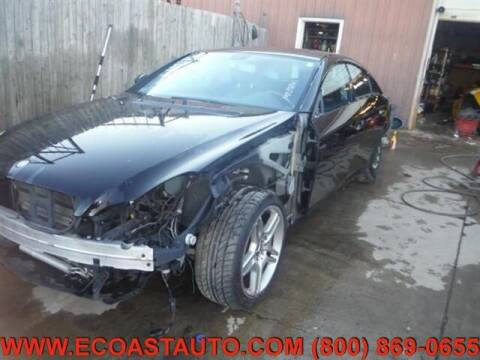2006 Mercedes-Benz CLS for sale at East Coast Auto Source Inc. in Bedford VA