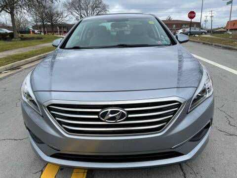 2016 Hyundai Sonata for sale at Via Roma Auto Sales in Columbus OH