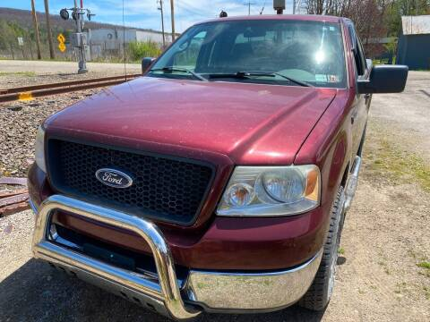 2005 Ford F-150 for sale at Richard C Peck Auto Sales in Wellsville NY