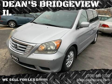 2010 Honda Odyssey for sale at DEANSCARS.COM in Bridgeview IL