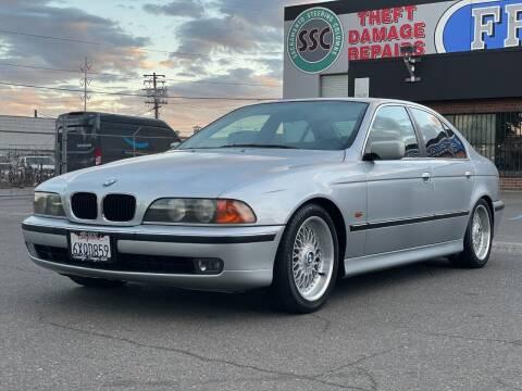 1997 BMW 5 Series for sale at California Auto Deals in Sacramento CA