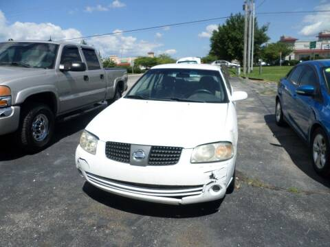 2005 Nissan Sentra for sale at Credit Cars of NWA in Bentonville AR