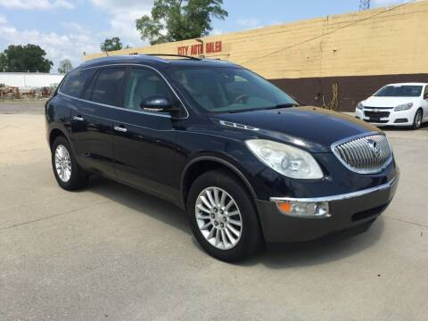 2012 Buick Enclave for sale at City Auto Sales in Roseville MI