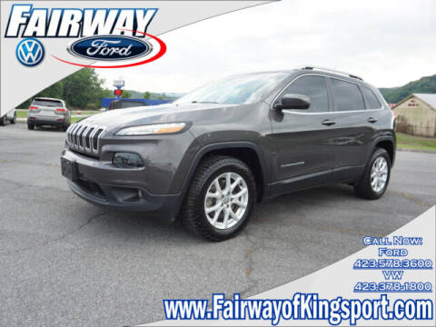 2018 Jeep Cherokee for sale at Fairway Ford in Kingsport TN