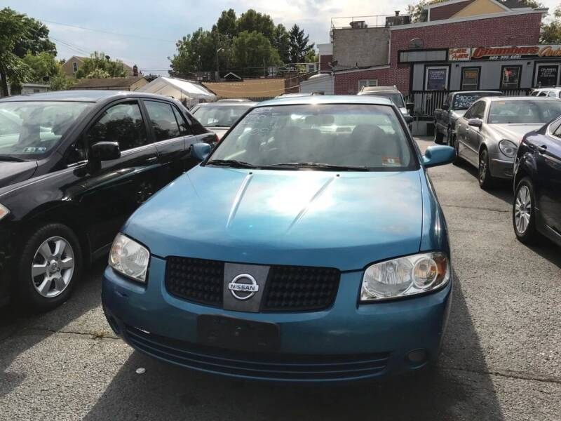 2004 Nissan Sentra for sale at Chambers Auto Sales LLC in Trenton NJ