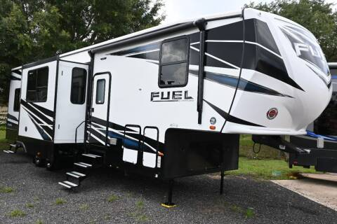 2019 Heartland Fuel 352 Toy Hauler for sale at Thurston Auto and RV Sales in Clermont FL