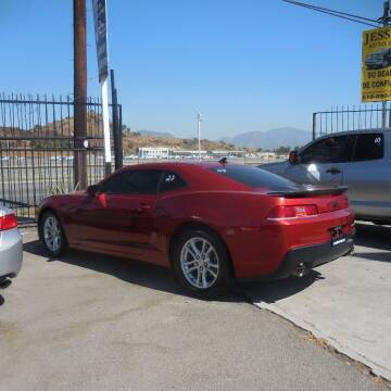 2015 Chevrolet Camaro for sale at Luxor Motors Inc in Pacoima CA