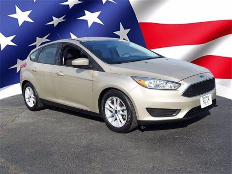 2018 Ford Focus for sale at Gentilini Motors in Woodbine NJ