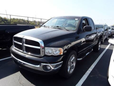 2005 Dodge Ram Pickup 1500 for sale at Government Fleet Sales in Kansas City MO