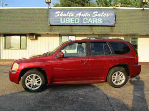 2007 GMC Envoy for sale at SHULTS AUTO SALES INC. in Crystal Lake IL