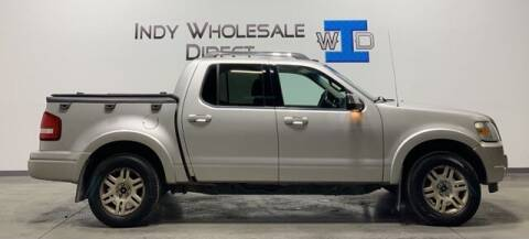 2008 Ford Explorer Sport Trac for sale at Indy Wholesale Direct in Carmel IN