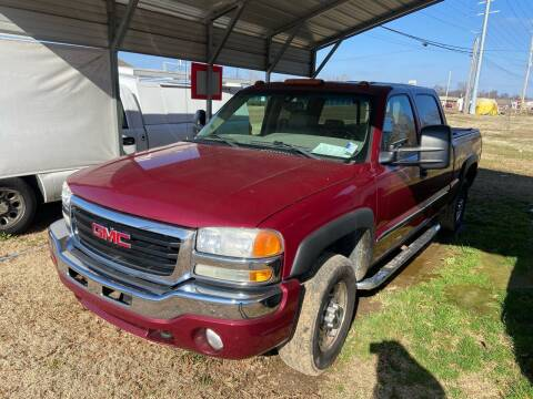 2007 GMC Sierra 1500HD Classic for sale at Sartins Auto Sales in Dyersburg TN