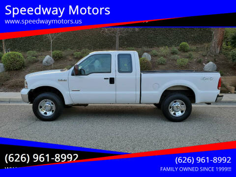 2006 Ford F-250 Super Duty for sale at Speedway Motors in Glendora CA