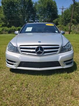 2012 Mercedes-Benz C-Class for sale at CAPITOL AUTO SALES LLC in Baton Rouge LA