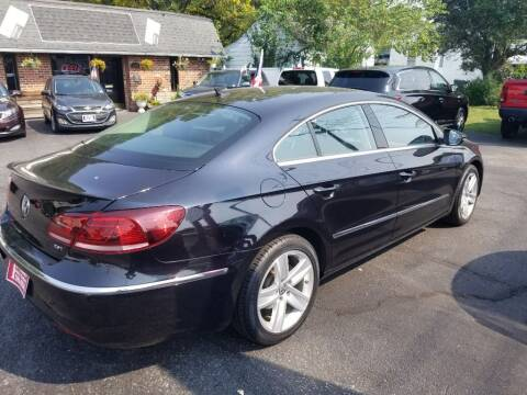 2013 Volkswagen CC for sale at 1st Choice Auto Sales in Newport News VA