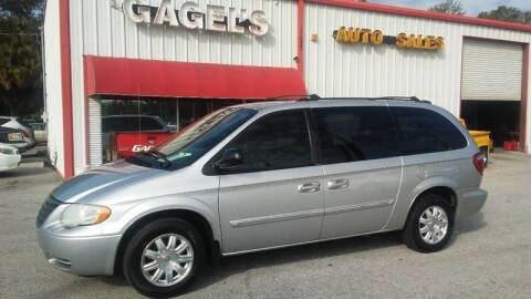 2005 Chrysler Town and Country for sale at Gagel's Auto Sales in Gibsonton FL