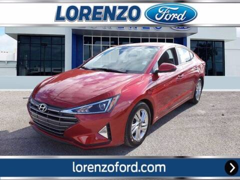2019 Hyundai Elantra for sale at Lorenzo Ford in Homestead FL
