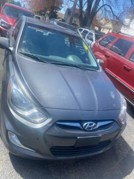 2012 Hyundai Accent for sale at Whiting Motors in Plainville CT